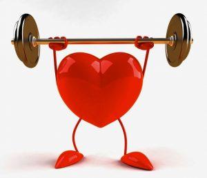 Nên tập thể dục nhiều để có một trái tim khỏe mạnh