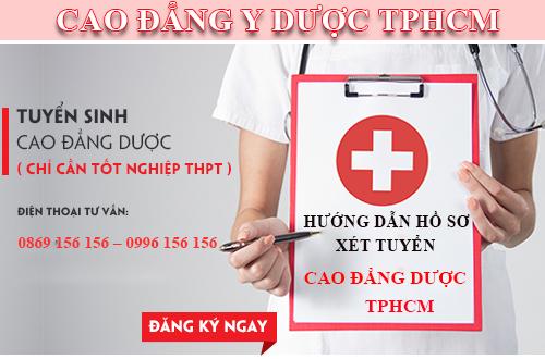 Địa chỉ đào tạo Cao đẳng Dược TPHCM uy tín và chất lượng tại TPHCM