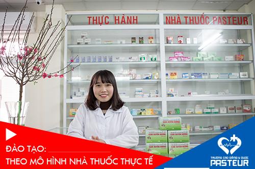 Đào tạo theo mô hình Nhà thuốc thực tế
