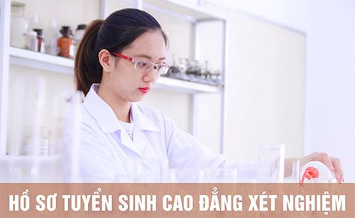 Hồ sơ xét tuyển Cao đẳng Xét nghiệm Y học Đà Nẵng gồm giấy tờ gì?