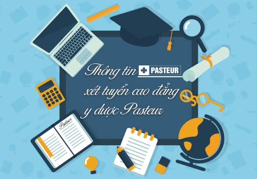 Chỉ tiêu xét tuyển Cao đẳng Y Dược Pasteur Đà Nẵng năm 2018 là bao nhiêu?