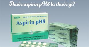 Thông tin cần biết về việc sử dụng thuốc Aspirin