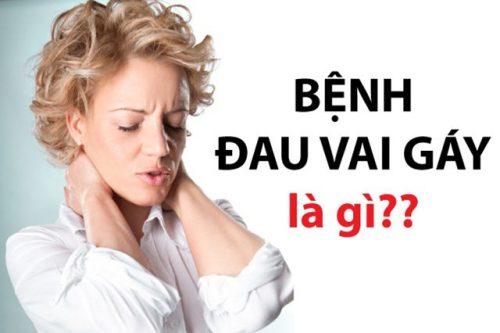Nguyên nhân và biểu hiện của bệnh đau vai gáy
