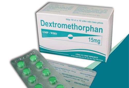 Thuốc kháng sinh extromethophan
