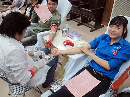 Hiến máu nhân đạo là hoạt động tình nguyện ý nghĩa và tốt cho sức khỏe