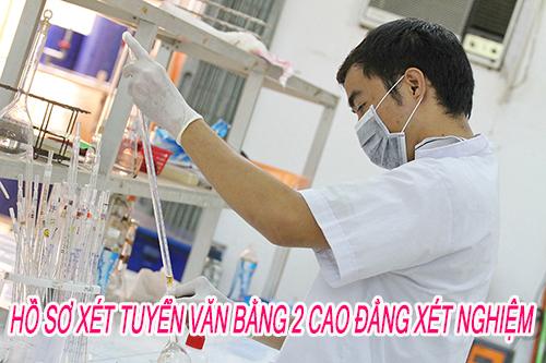ho-so-xet-tuyen-van-bang-2-cao-dang-xet-nghiem