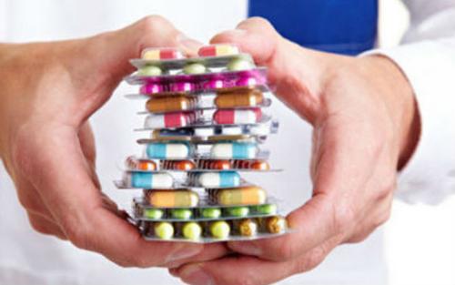 Uống kháng sinh kéo dài