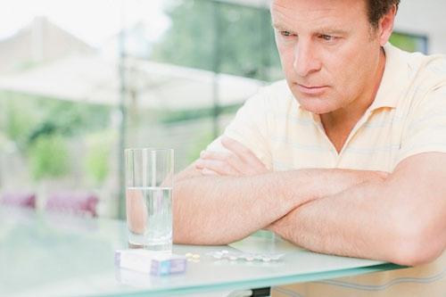 Thói quen ít uống nước
