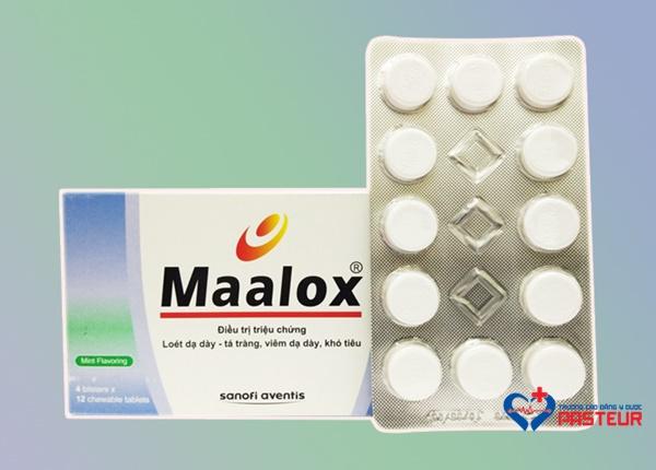 Thuốc maalox không nên tự ý sử dụng