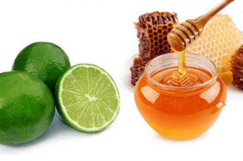 Chanh và mật ong thần dược cho phái đẹp