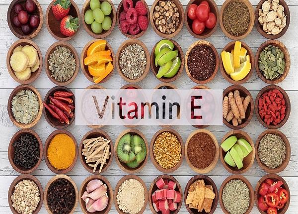 Các loại thực phẩm có chứa Vitamin E