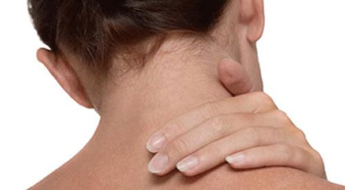 Nguyên nhân của chứng vẹo cổ