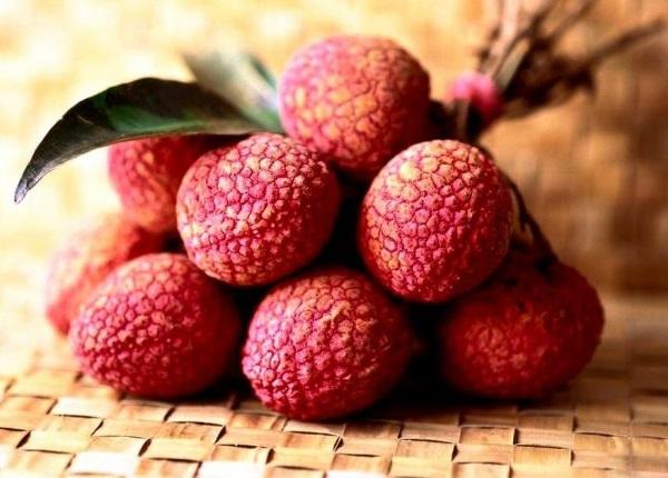 Vải giàu vitamin và dưỡng chất tốt cho sức khỏe