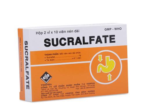 Tác dụng của thuốc Sucralfat là gì?