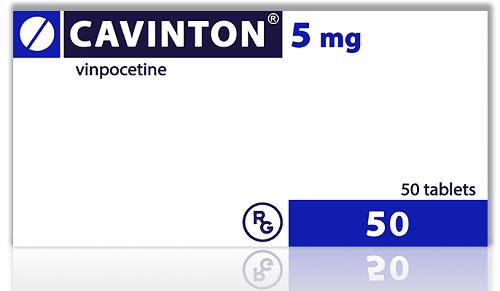 Tác dụng của thuốc Cavinton® là gì?