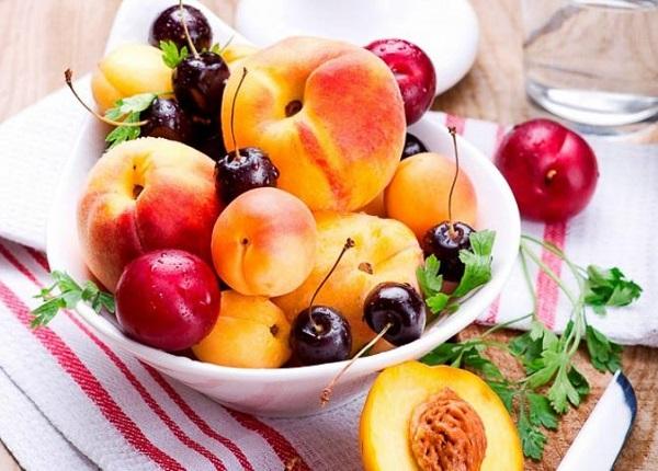 Thực phẩm giữ nước cho da ngày nắng nóng