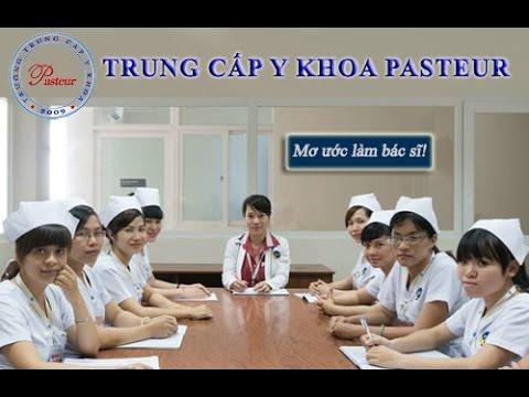 Trường Cao đẳng Y khoa Pasteur tuyển sinh Văn bằng 2 Trung cấp Dược sĩ